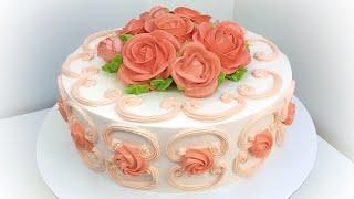 Торт Любимый крем БЗК Favorite Cake protein custard