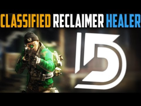 The Division | Classified Reclaimer PvE Healer Build/Guide | Patch 1.7.2