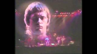 Mike Oldfield - Mount Teide & The Lake (Live Donostia 1984)