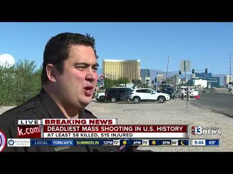Las Vegas (Nevada) Hotel Shooting Part 2 (October 2017) YouTube Edition