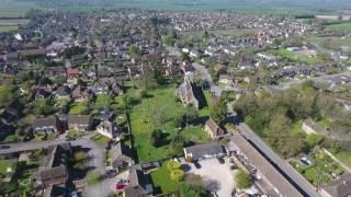 Chinnor Keens Lane 1 Drone Movie
