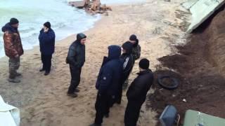 Беспредел Азоврыбоохраны и Рыбинспекции в Бердянск