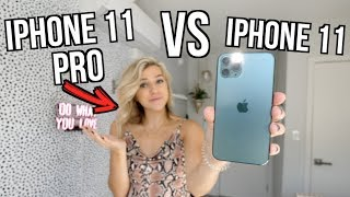 Is The iPhone 11 Pro ACTUALLY Worth It?