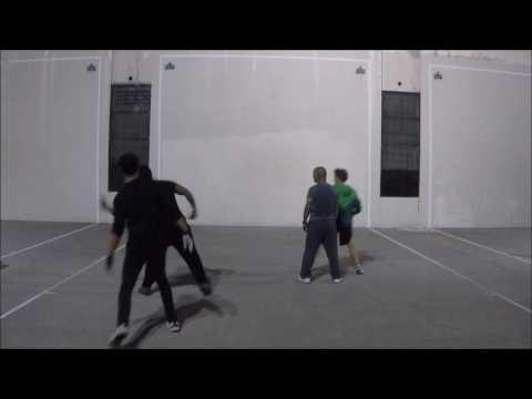 Alex & Alexis vs Anthony & Abe