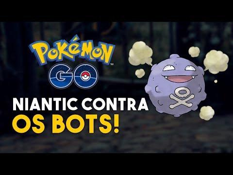 NIANTIC AVANÇA CONTRA OS BOTS! | Pokémon GO