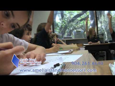 Amelia Island Montessori School TV Spot