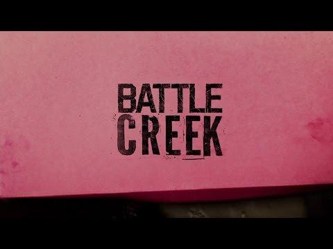 Battle Creek TV series  Title sequence