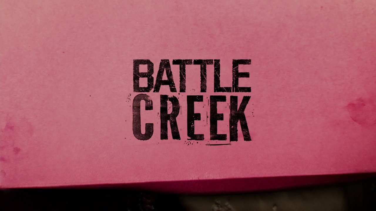 Image result for battle creek cbs title card