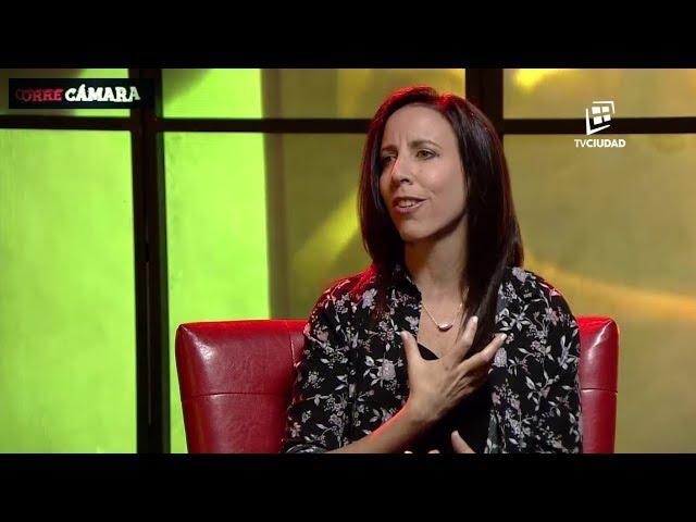 Corre Cámara | Entrevista a Adriana Loeff