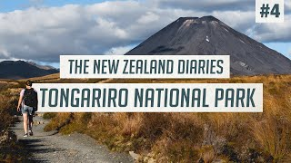 Epic Volcanoes & Beautiful Waterfalls | Tongariro National Park | New Zealand Guide #4
