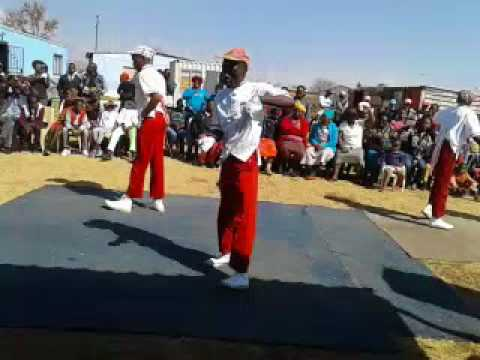 Mapantsula Dance from Orange Farm