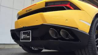 Rowen Japan New Product. High Quality Exhaust System for Huracan ・...