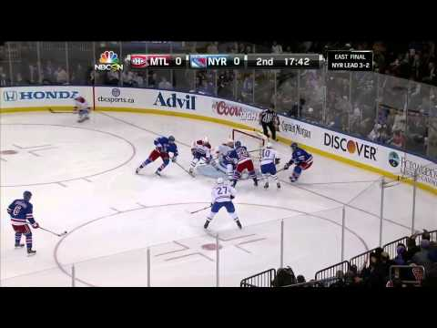 Montreal Canadiens vs NY Rangers 05/29/14 Game 6