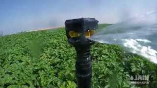 The innovative and advanced sprinkler: Magic Drive