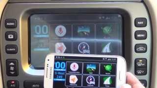 WiFi адаптер SMi (Android, iPhone) для вывода изображения на штатный монитор автомобиля(Универсальный, беспроводной адаптер передачи видео SMI Mirrorlink для iPhone и Android смартфонов позволяет вывести..., 2014-03-07T15:18:39.000Z)