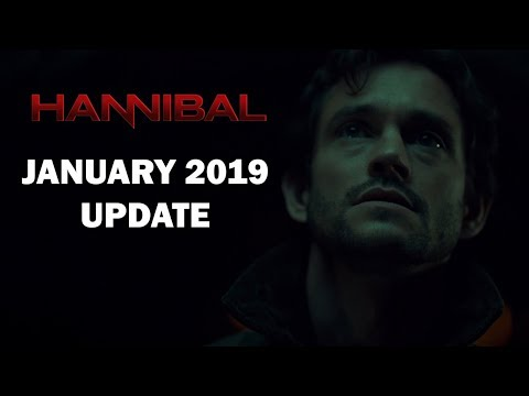 Hannibal Season 4 January 2019 Update