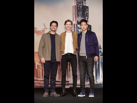 Naver TV Korea Live Stream | Dylan O'Brien - Maze Runner: The Death Cure Interview