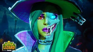 The SCARIEST GIRL in FORNITE!?- Fortnite Chapter 2