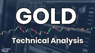 GOLD Technical Analysis Chart 08/21/2019 by ChartGuys.com