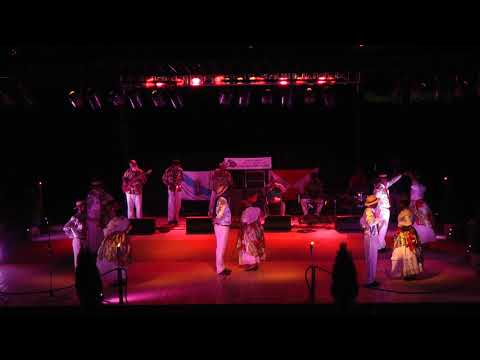 Martiniquese folk dance: La Biguine Gréole