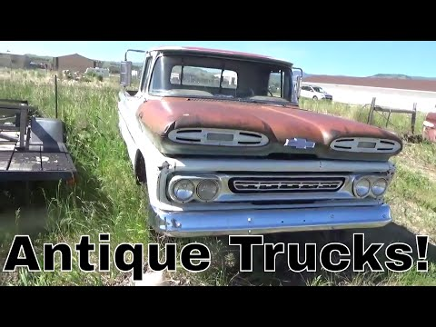 Truck Treasures in Wyoming