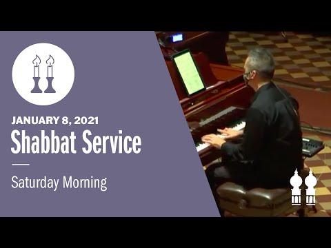 Friday Night Shabbat Service