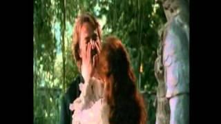 Alan Rickman Kissing in Garden Scene, Mesmer