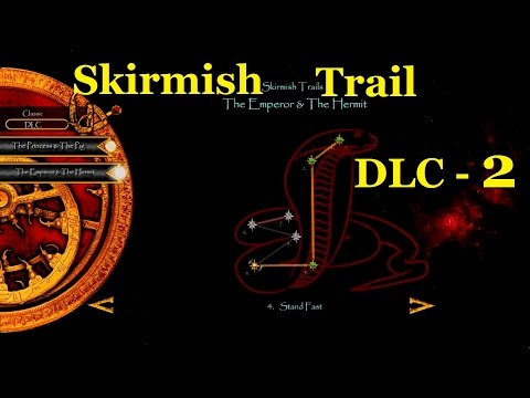Skirmish Trail - The Emperor & The Hermit - Stand Fast - Stronghold Crusader 2 Guide (4/7)