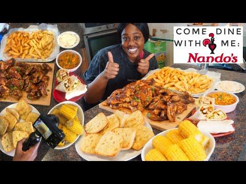 HOW TO MAKE NANDO'S AT HOME! BEST Peri Peri Chicken Recipe