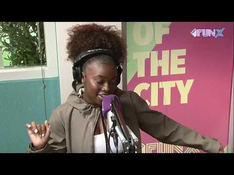 Rihanna, Lauryn Hill, Erykah Badu en SZA (Mash Up) - Giefa Sparkle   FunX Talent Female Edition