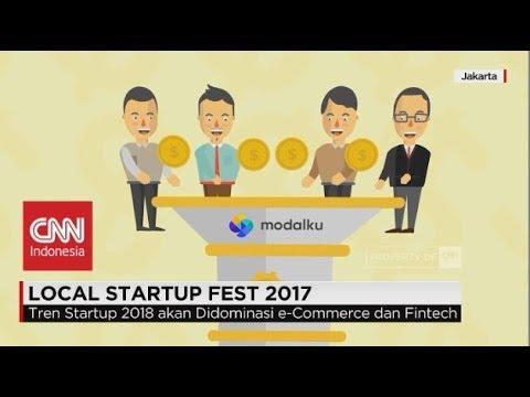 Kunci Sukses Bisnis Start Up di Local Startup Fest 2017