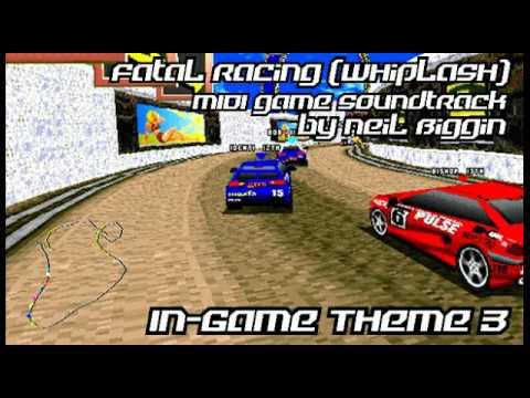 Whiplash/Fatal Racing (MIDI) Soundtrack - In-Game Theme 3