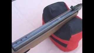 rifle de aire comprimido bam b26