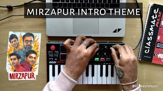 Mirzapur Intro theme (cover) | Amazon Original