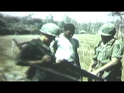 Operation Big Spring,173d Airborne Brigade, North Of Bien Hoa, South Vietnam, 02/1967 (full)