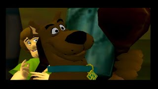 Scooby Doo! Night Of 100 Frights PS2 Cutscenes