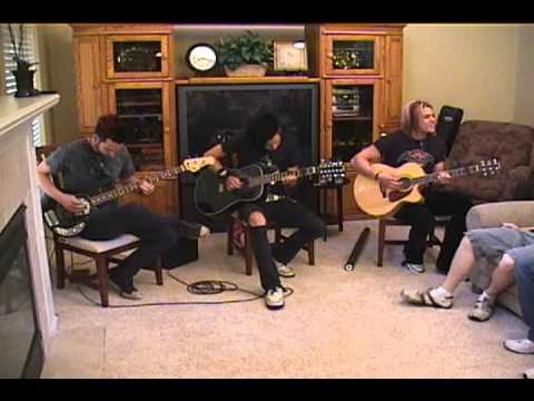 Like a Storm - Change Tomorrow (Acoustic) Part 7/8 6-3-12