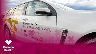 Barwon Health Patient Transport Service