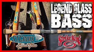St.Croix Legend Glass - Xtreme Bass Angler