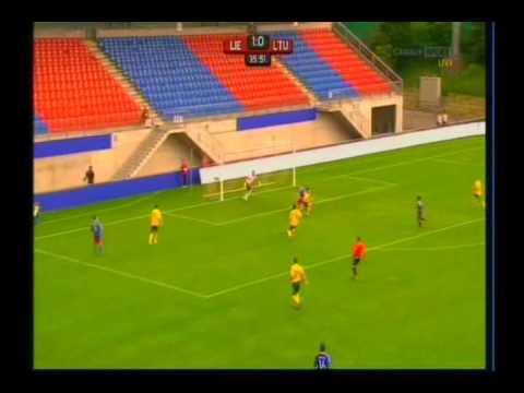2011 (June 3) Liechtenstein 2-Lithuania 0 (EC Qualifier).avi