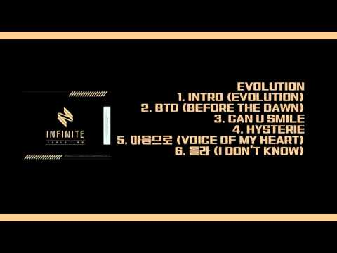INFINITE EVOLUTION full album