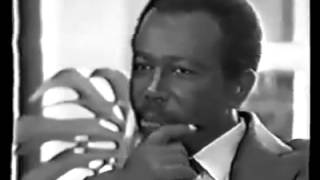 Vintage Mengistu Hailemariam Interview With Foreign Correspondent