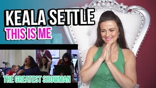 """Cover images Vocal Coach Reacts to Keala Settle - """"This Is Me"""""""