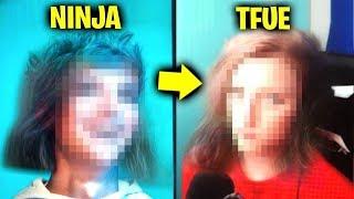 I Turned Fortnite YouTubers Into GIRLS! (Ninja, Tfue)