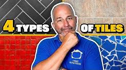 4 Types of Bathroom Floor Tile Installations