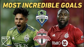 Altidore vs. Ruidiaz: Choose Your Striker | Best Goals
