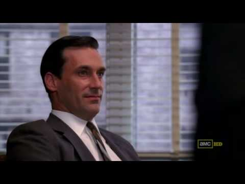 """MAD MEN - """"Duck is the man for the job"""" 2.13"""