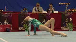 Metelitsa Ganna (Метелица Жанна) (BLR) FX 2017 Stella Zakharova Cup - Finals Women