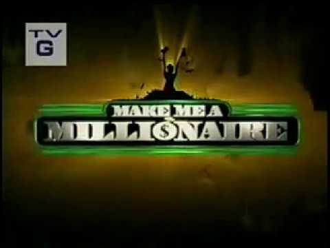 Make Me a Millionaire (17 01 2009) First episode