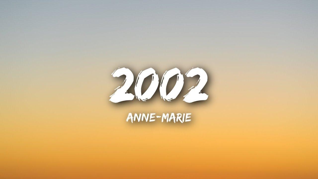 Ann Marie 2002
